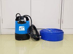 竹野小学校へ排水ポンプ寄贈