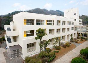 篠山鳳鳴高校第1期耐震補強工事