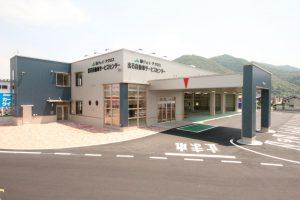 ジェイ・アクロス出石自動車サービスセンター新築工事