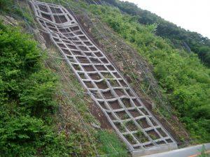 香美久美浜線道路災害復旧工事