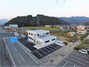 (株)KOA北近畿営業所新築工事