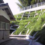 口岩井地区急傾斜地崩壊対策工事