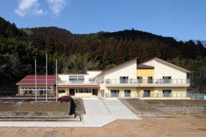 児童養護施設睦の家新築工事