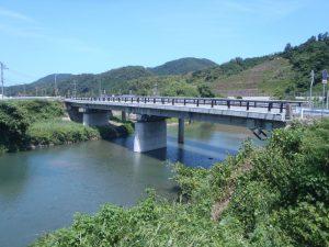(主)日高竹野線 鬼神谷橋 橋梁補修補強工事