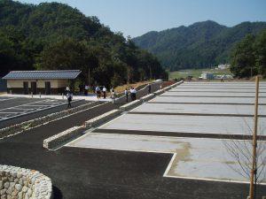 2次霊園整備事業 第2次霊園整備工事