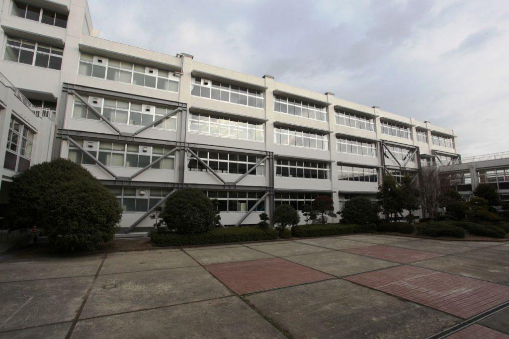 県立佐用高等学校第2期耐震補強その他工事