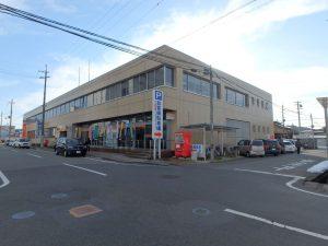 和田山郵便局・豊岡郵便局外壁・防水修繕工事